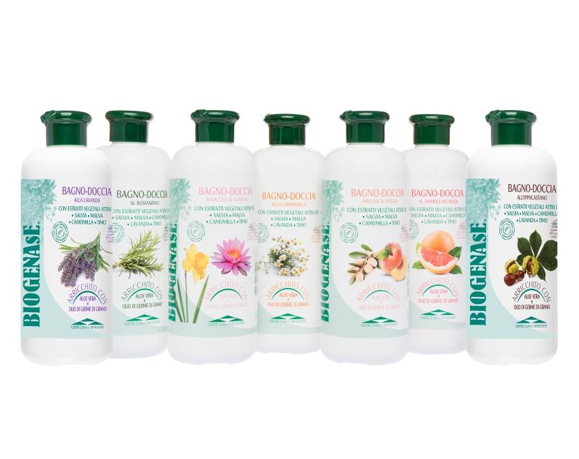 Acquista il tuo bagnodoccia preferito qui http://www.farmoderm.it/ahi/cms/category/53-biogenase.html